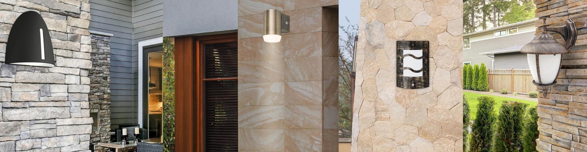 Seinale paigaldatavad välisvalgustid
